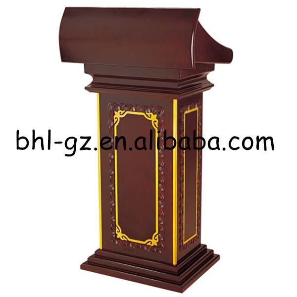 Venta al por mayor pulpitos de madera para iglesias compre for Muebles iglesia