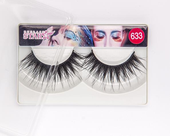 korea silk false eyelash cheap synthetic eyelash for sale with custom package