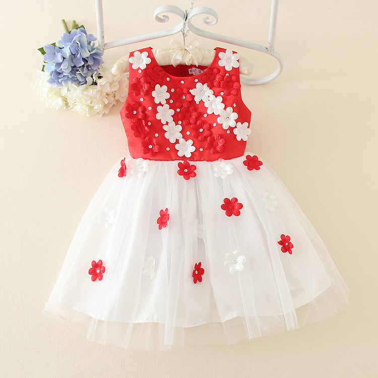 1c16c679d children summer clothing set kids clothes girl's sleeveless casual dress  high end quality stocklot wholesale online 2-12 years