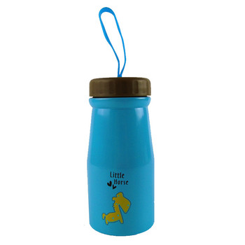 Lovely Stainless Steel Vacuum Cup 350ml/500ml life vacuum cup Thermos Mug Thermal Tumbler Water Bottle