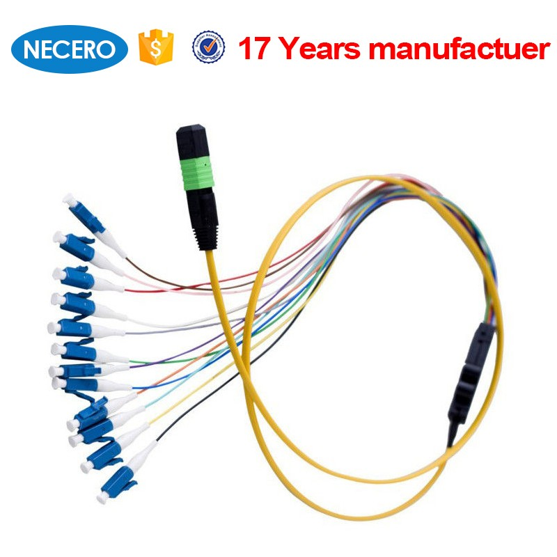 Promotional New Rohs Approved Mtp Mpo Patch Cord