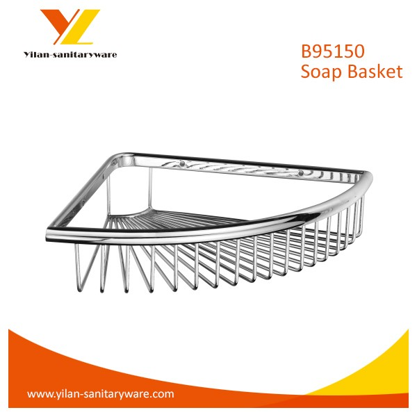 Hight quality Bathroom Accessory Wall Mounted Wire Basket