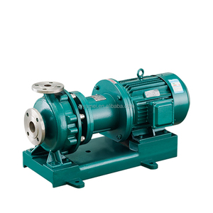 YMCQ magnetic shaft driven chemical pump