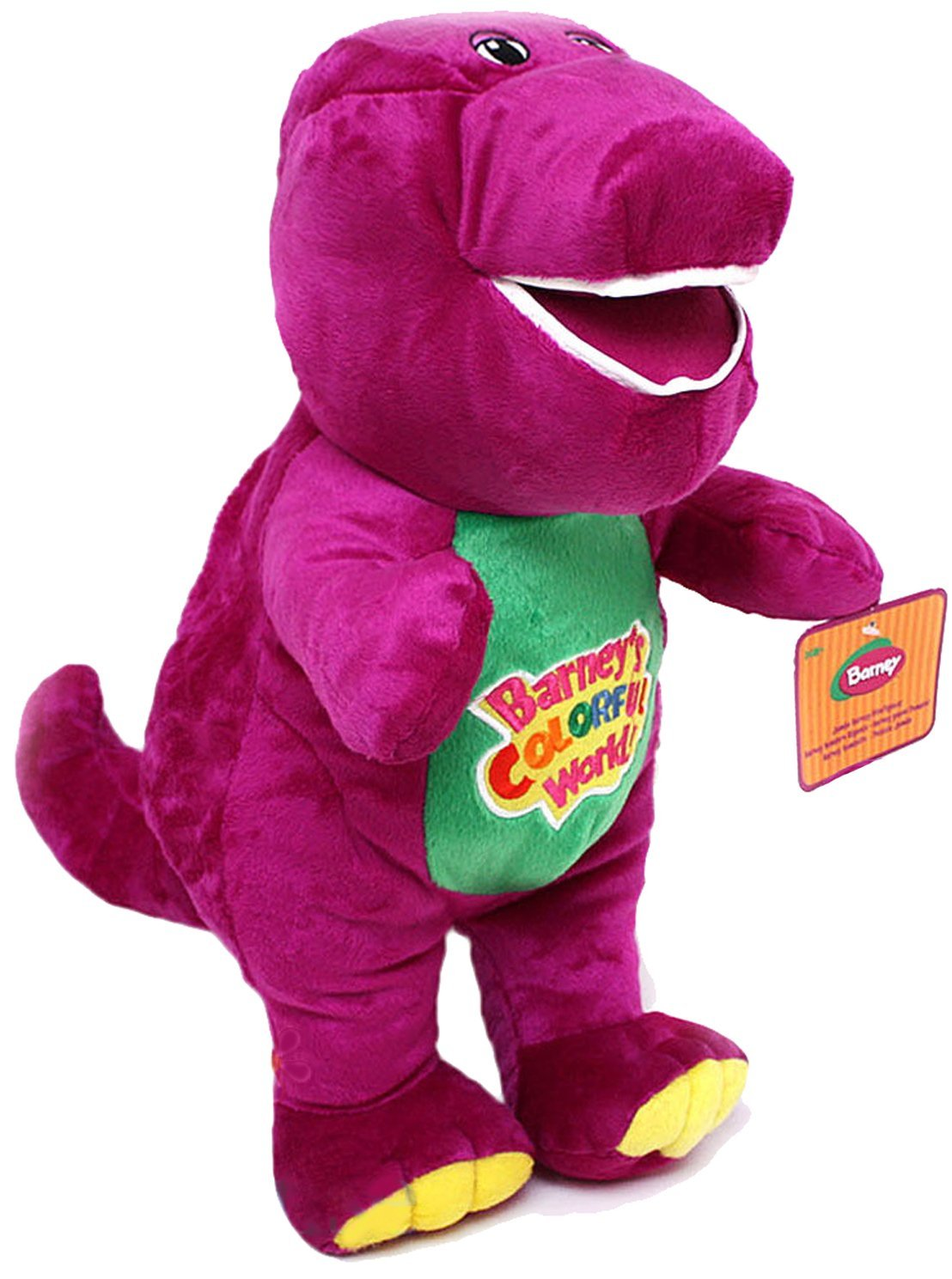 "Barney Plush Singing ""I Love You"" Song 18"""