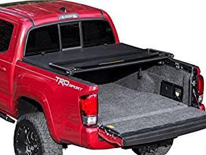 Gator Tri-Fold Tonneau Truck Bed Cover 2007-2014 Chevy Silverado GMC Sierra 8 ft Bed