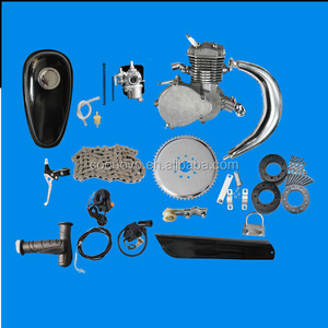 1 years warranty 80cc bicycle engine kit/bicycle engine cylinder