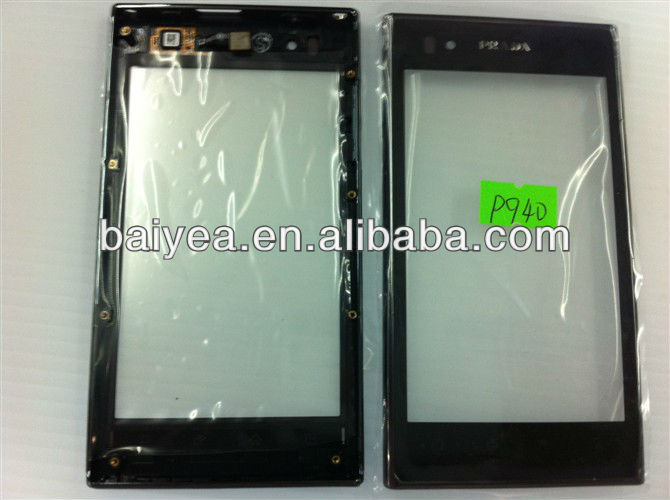 OEM new for LG P940 Prada 3.0 digitizer touch screen parts