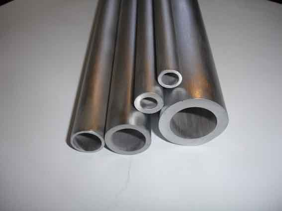 various sizes 6063 t5 thick wall aluminum pipe aluminum tube products