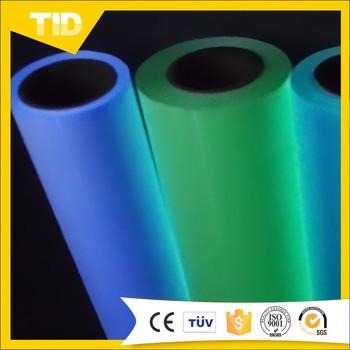 Glow Heat Transfer Glitter Vinyl Film For Garment Buy