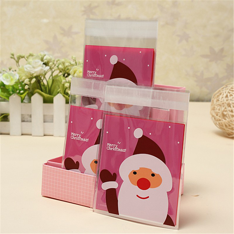 Christmas-Mini-Cookie-Candy-Self-Adhesive-Gift