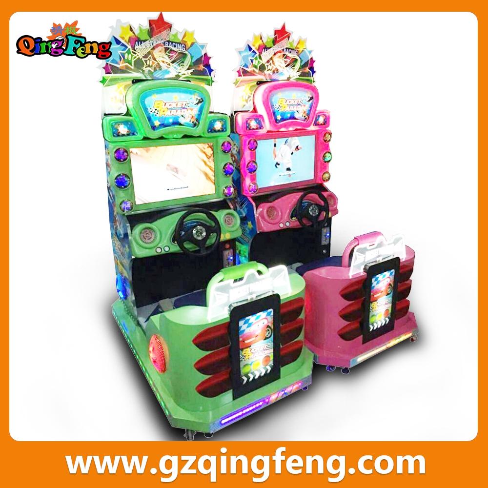 All Stars Racing Car Game Machine Kids Simulator Car