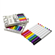 Promotional non-toxic washable ink textile medium fabric marker