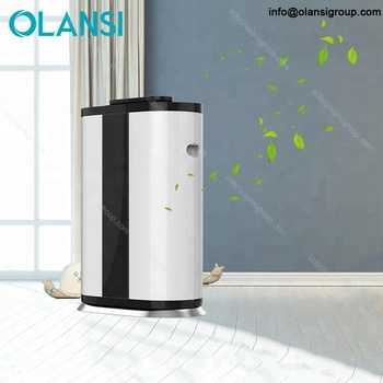 Return Pulley Home Portable Large Air Purification Korean Style Hepa Filter Smart Air Purifier