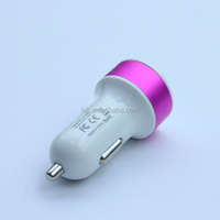 5V 2A Usb Car Charger Bluetooth Car Charger Dual Port Car Charger
