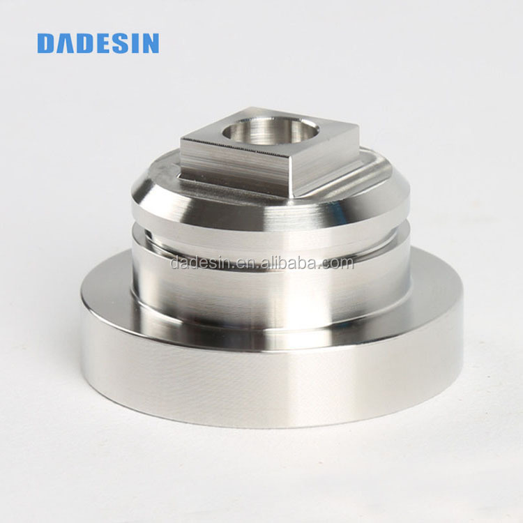 High Precision Custom CNC Machined Aluminum Parts CNC Turning Rapid Prototyping China Manufacturer
