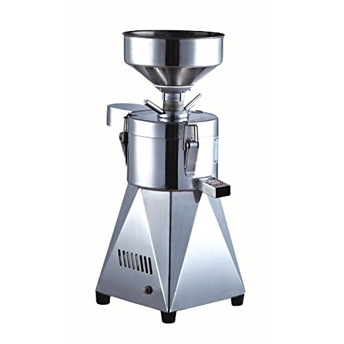 Commercial large Soymilk Maker Soybean Milk machine Electric fiberizer Automatic Soya Milk 110v