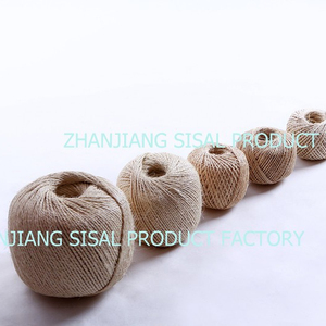 100% Natural Sisal baler Twine/Yarn
