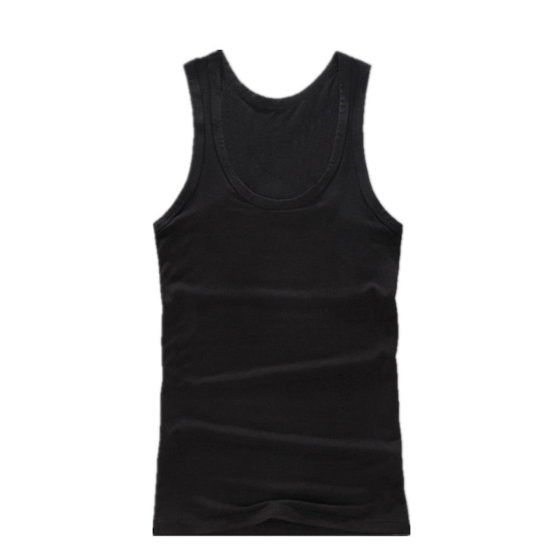 Fitness Men Gymshark Real Sale Solid Casual Broadcloth No Cotton O-neck Basketball Tank 2015 Men's Tops, Summer Style Sports
