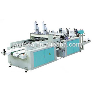 XD-PT800 Economic Shopping Plastic T shirt Bag Making Machine
