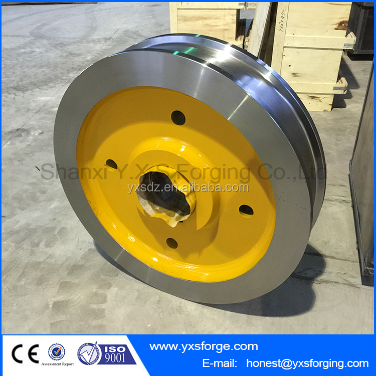 Passenger car wheels with velocity of 160km/h