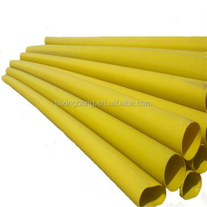 32mm pe 80 grade plastic hdpe pipe used for the outer casing of pre insulated pipe