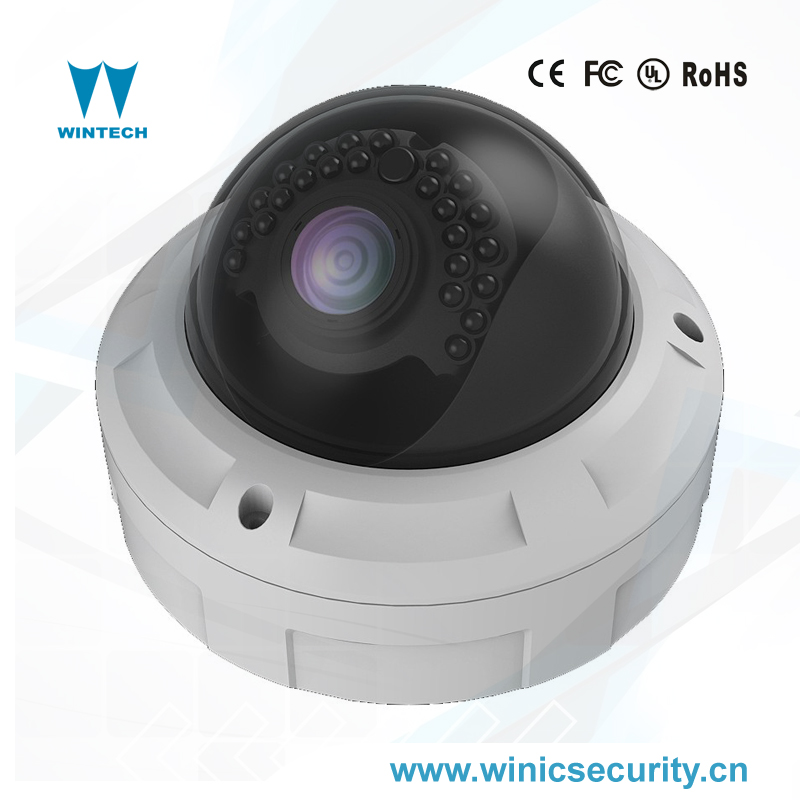 Promotion 1080P IP Security POE CMOS Sensor and Dome Camera