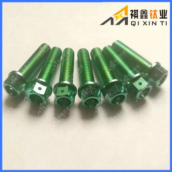 Green Anodizing Titanium Bolt - Buy Green Anodizing Titanium Bolt,Titanium  Bolt,M6-25 Titanium Bolt Product on Alibaba com