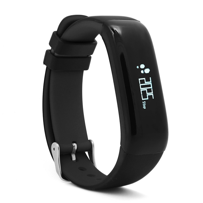Fuster 2017 Newest P1 Blood Pressure and Heart Rate Monitor Sport Fitness Smart Bracelet IP67 Waterproof Bluetooth Smart Band