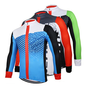 Wholesale Cheap Pro Team Sublimation Bike Jersey China Custom Cycling Cotton Jersey