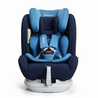 Injection molding Spin 360 baby car seat with ECE R44/04, Group 0+123