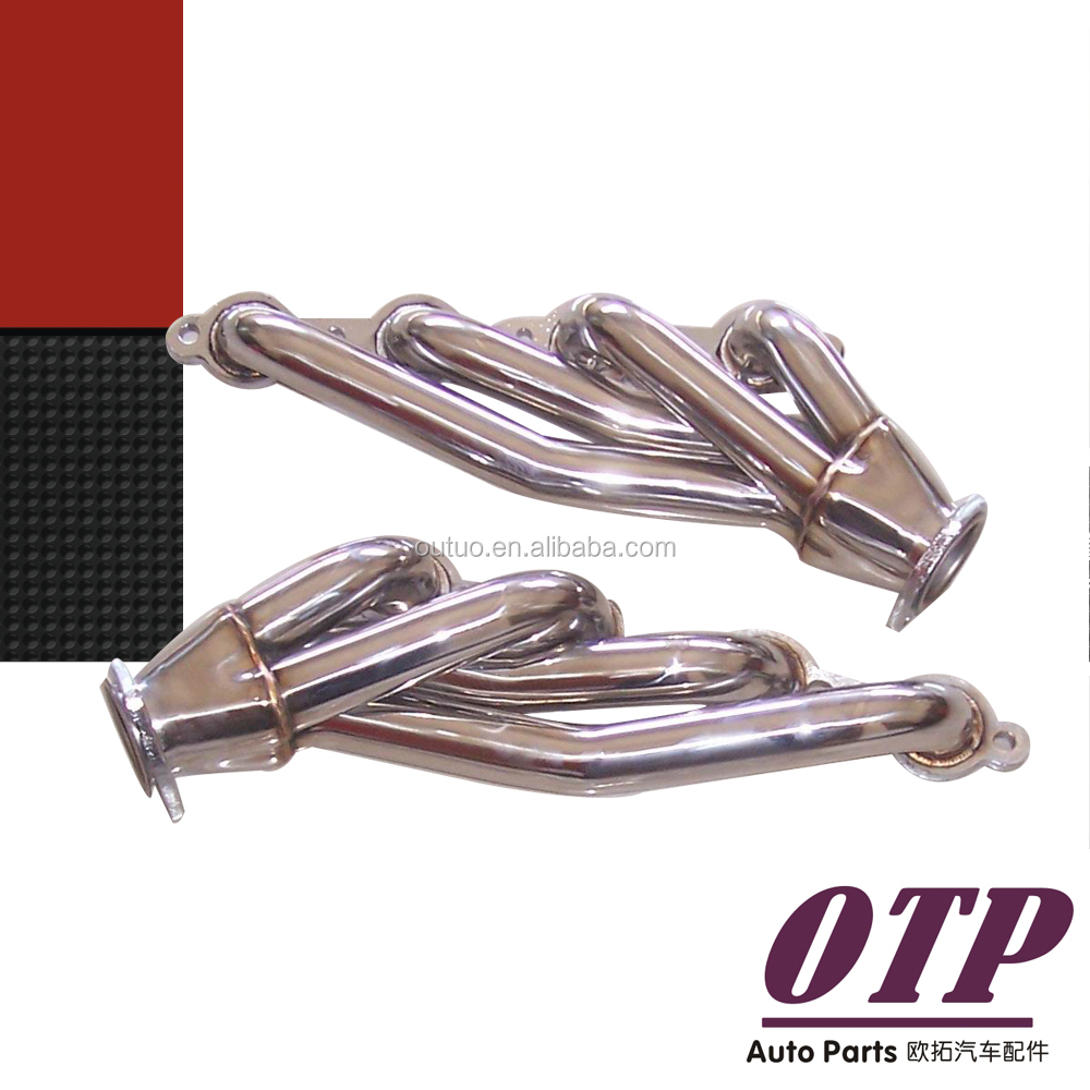 Universal Stainless Shorty Engine Swap Header for Chevrolet LS1 LS6 LSX LS2