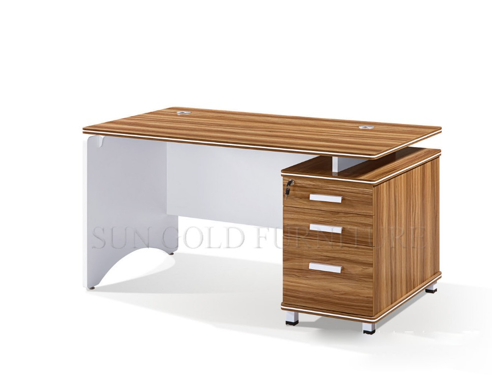 Modern Simple Office Computer Table Pictures Design (sz-odb354) - Buy  Simple Office Table Design,Office Computer Table Design,Computer Table  Pictures ...