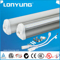 cw 6500k led lighting t8 led integrated led tube 18w 1.5m