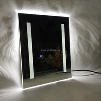 ultrafina ms nueva de hollywood estilo espejo de maquillaje con luz led