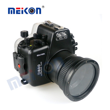 factory price underwater diving camera housing for nikon camera