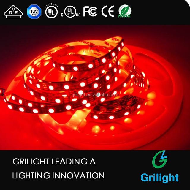christmas lights decoration smd 5050 rgb back pcb led strip lighting