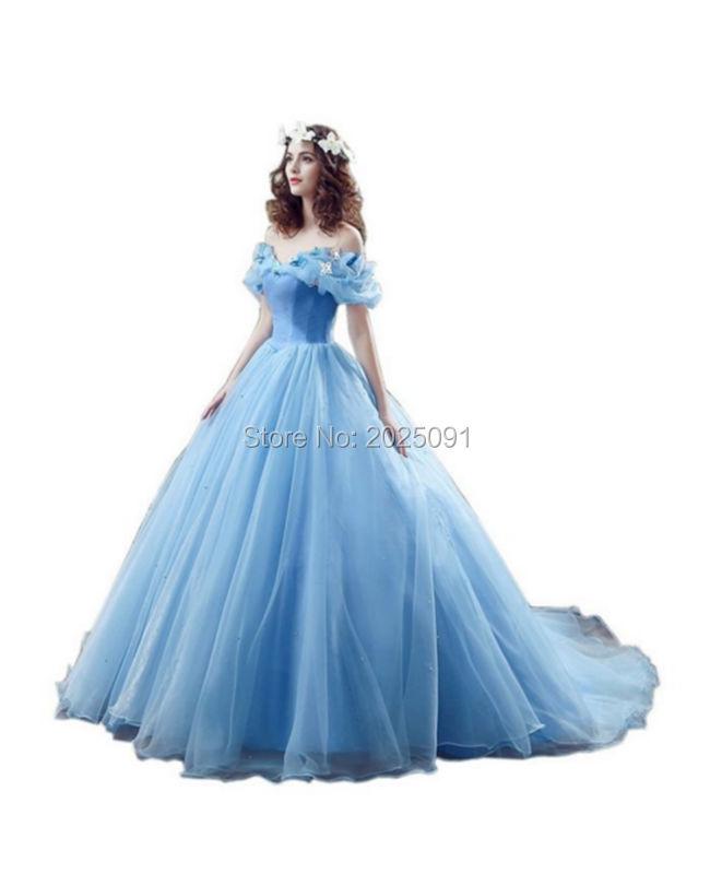 Online Get Cheap Cinderella Gown Aliexpress Com: Online Get Cheap Butterfly Quinceanera Dresses -Aliexpress