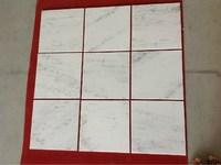 Quality popular design decorative marble polished unglazed quarry tile