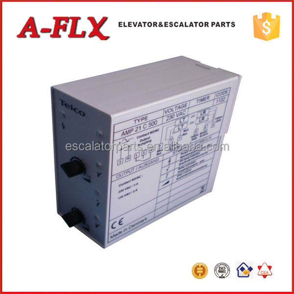 33*90*75 Escalator Parts Controller AMP21 C 500 Suitable For TELCO