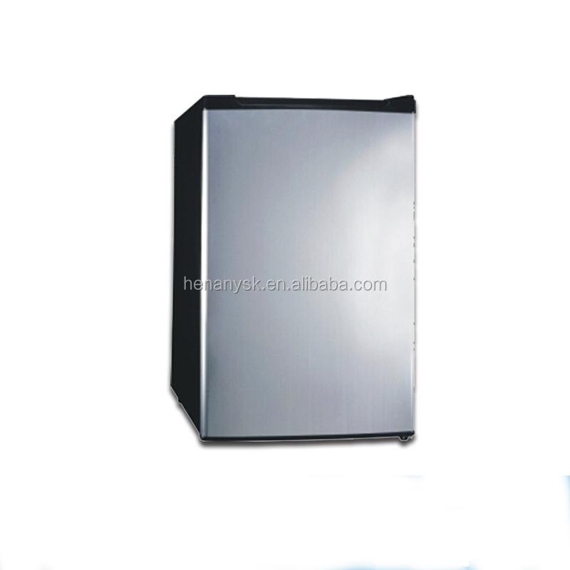 IS-CR-80A Hybrid Refrigeration Wine Cabinet Ice Bar Single Door Mini Living Room Refrigerator