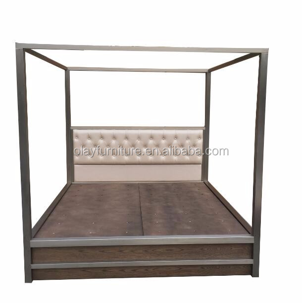 Venta al por mayor respaldar de cama diseños-Compre online los ...