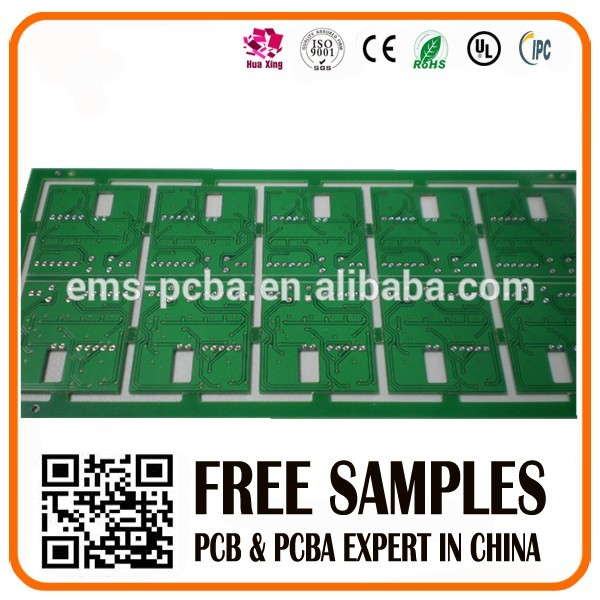 white silkscreen pcb, pcb board