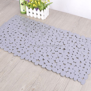 Pattern Cartoon Shower Mat Pvc Rubber Bath Tub Non-slip Bath Mat