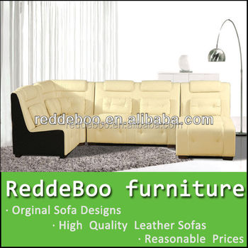 Furniture Salon Modern Leather Sofa For Sale Philippines Cheap