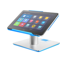 Alle In Een Touch Kassa Met Touchscreen POS Android Tablet Met Stand