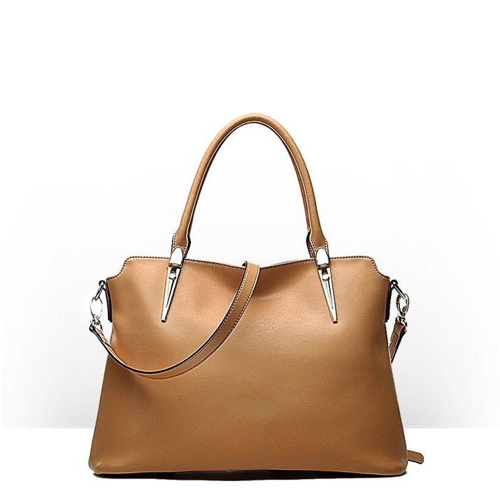 OL ESSENTIAL Genuine leather l s wholesale handbags made in india, lady bags for office use