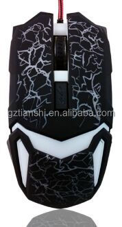 2014 New best Selling Wired USB mouse gaming, Gaming Mouse