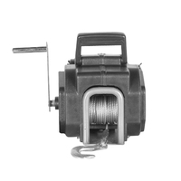 Hot Sale Best Quality 3M Remote cable length 12v electric boat anchor winch