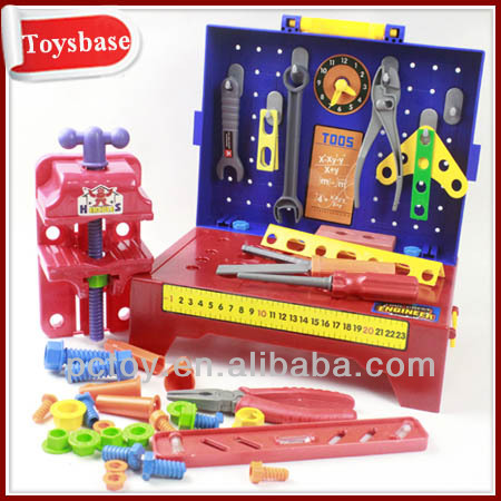 Toys for children playing tools