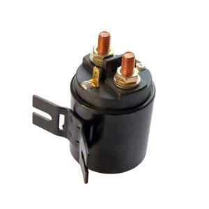 12V 200Amp Solenoid starter switch shut off for Hydraulic DC Pump Motors of  Vehicle oil pump dump truck